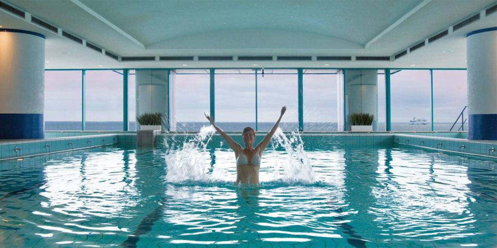 Hotel Neptun Meerwasserschwimmbad