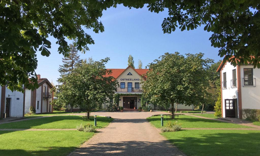 Hotel Ostseeland Diedrichshagen
