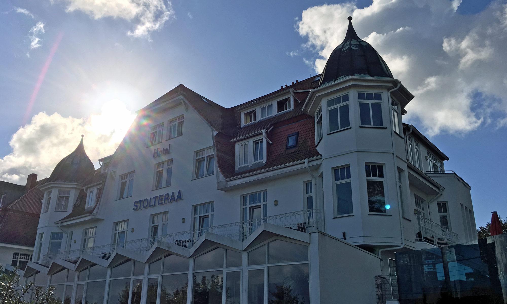 Hotel Stolteraa Warnemünde