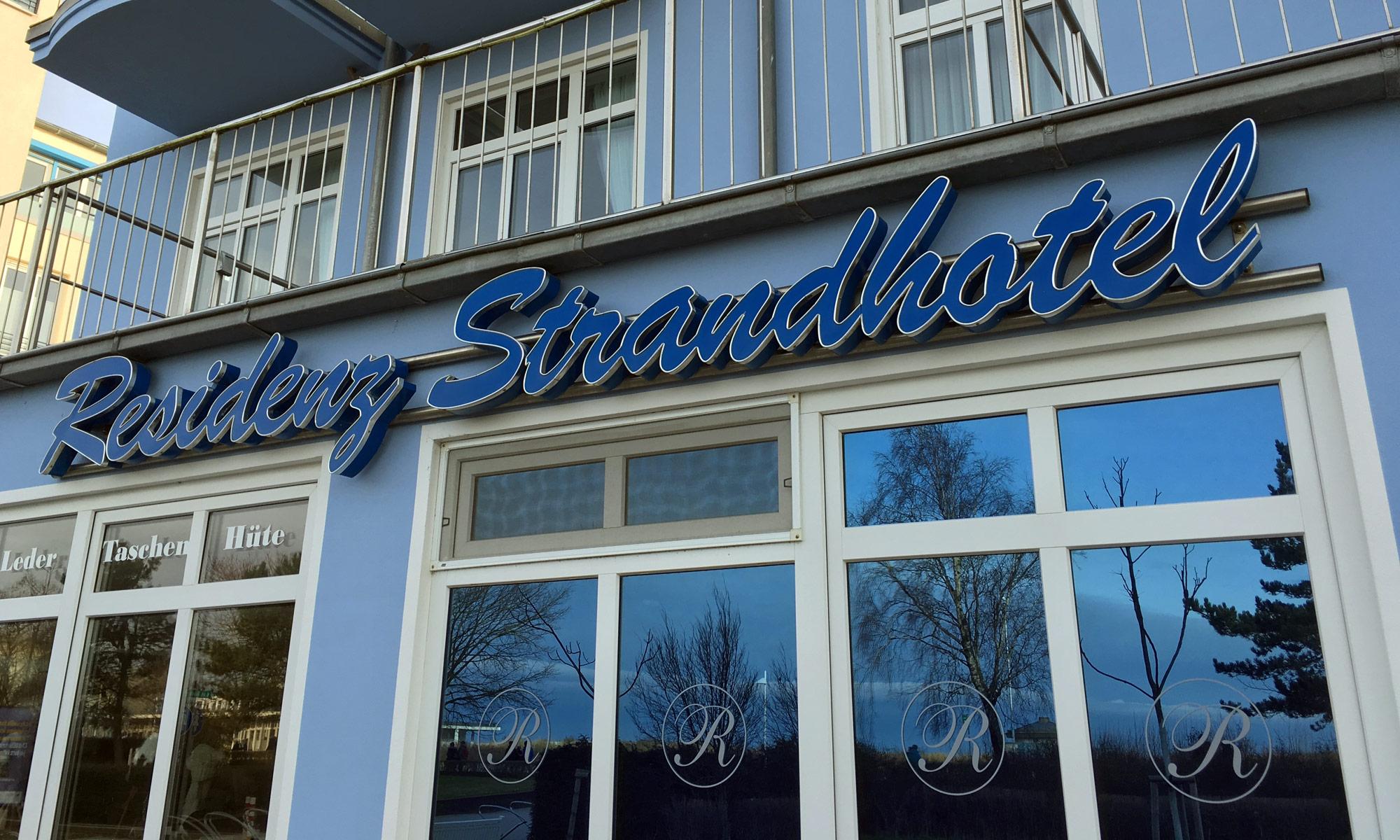 Residenz-Strandhotel Warnemünde
