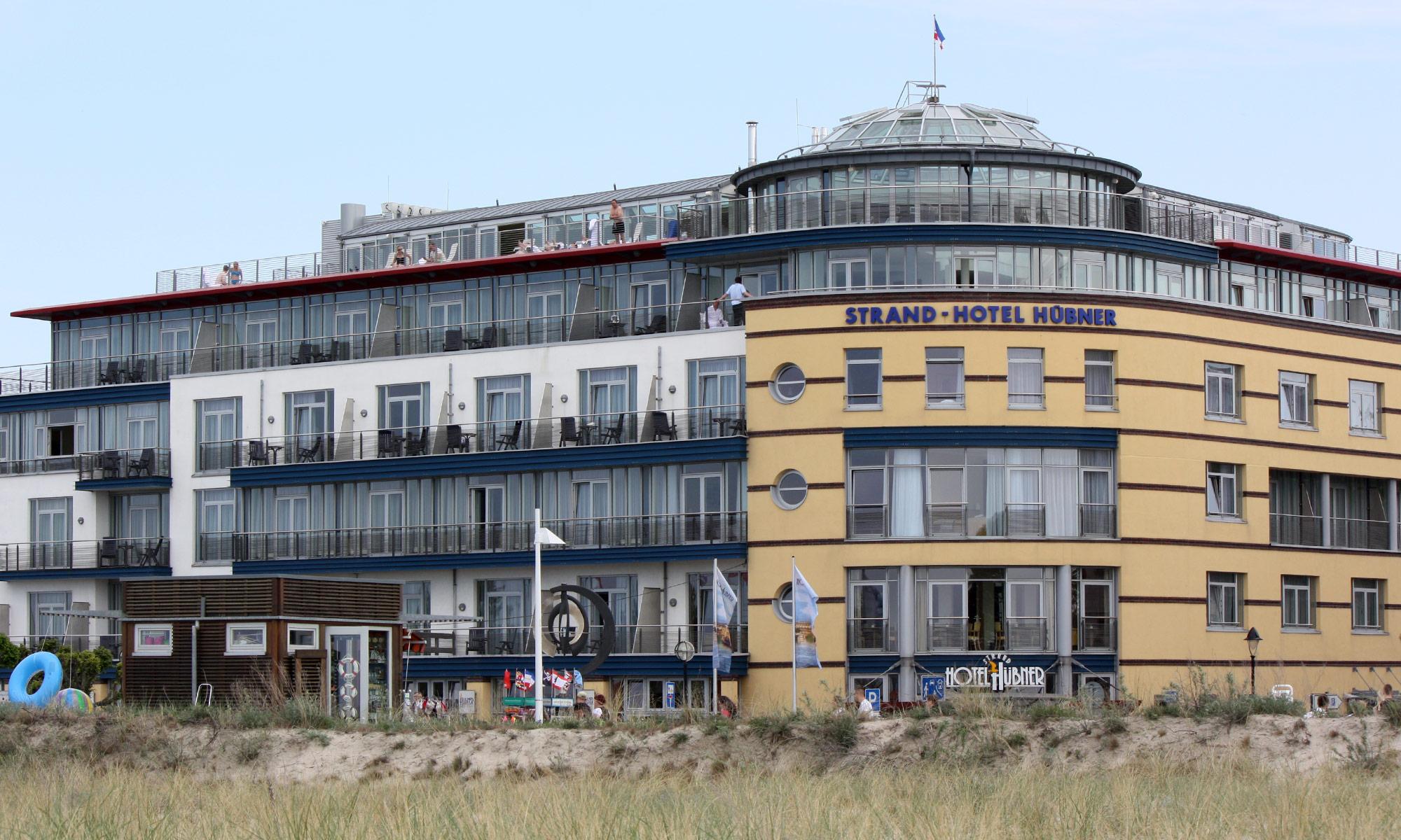 Strand-Hotel Hübner Warnemünde