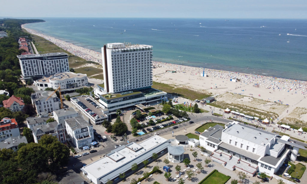 Warnemünde Hotels am Strand