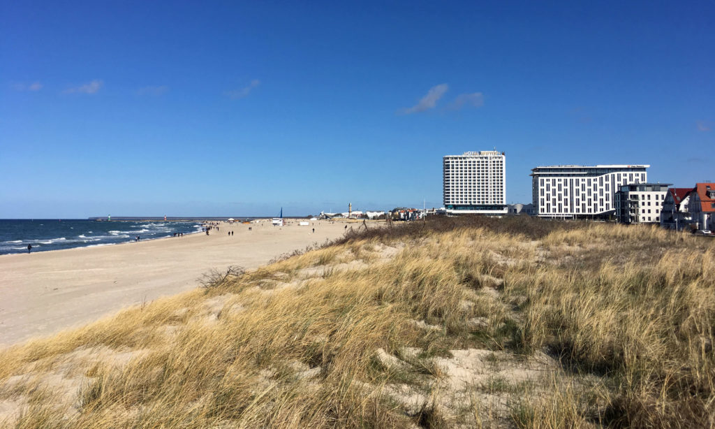 Warnemünde Hotels am Strand