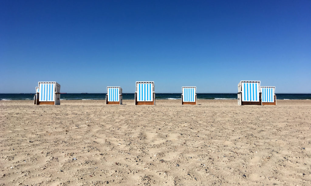 Strandkörbe Warnemünde